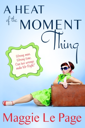 3 A Heat of the Moment Thing Amazon-Smashwords E-Book Cover 1.7 inches