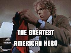 Greatest American hero image